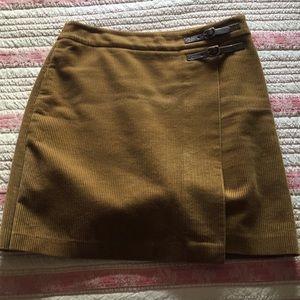 Boden Corduroy Skirt, Size 6 US